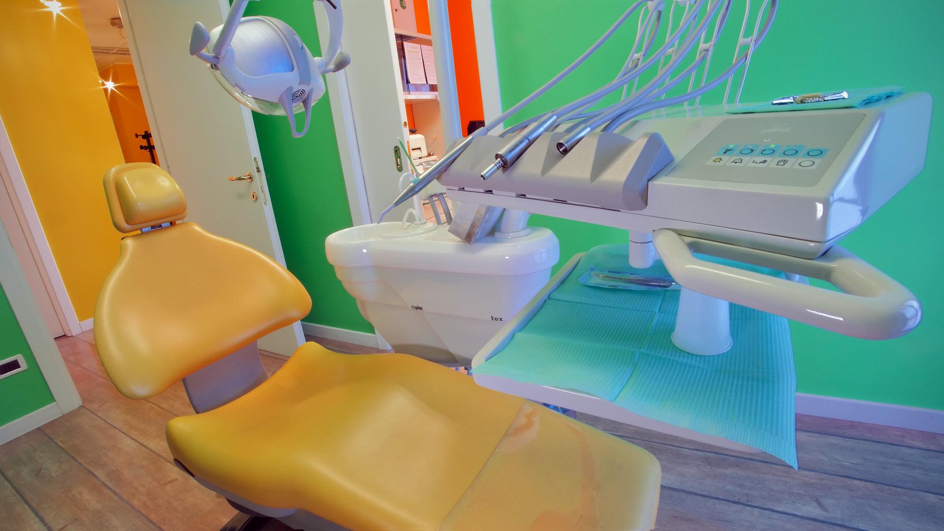 Studio di Rovetta – Sala odontoiatrica